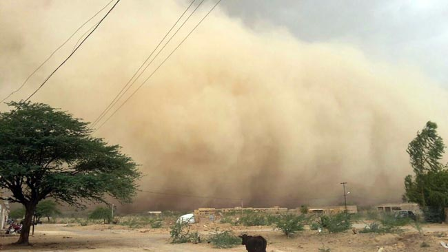 केरल में भारी बारिश तो राजस्थान-यूपी में लौट सकता है तबाही का तूफान  -glibs.in
