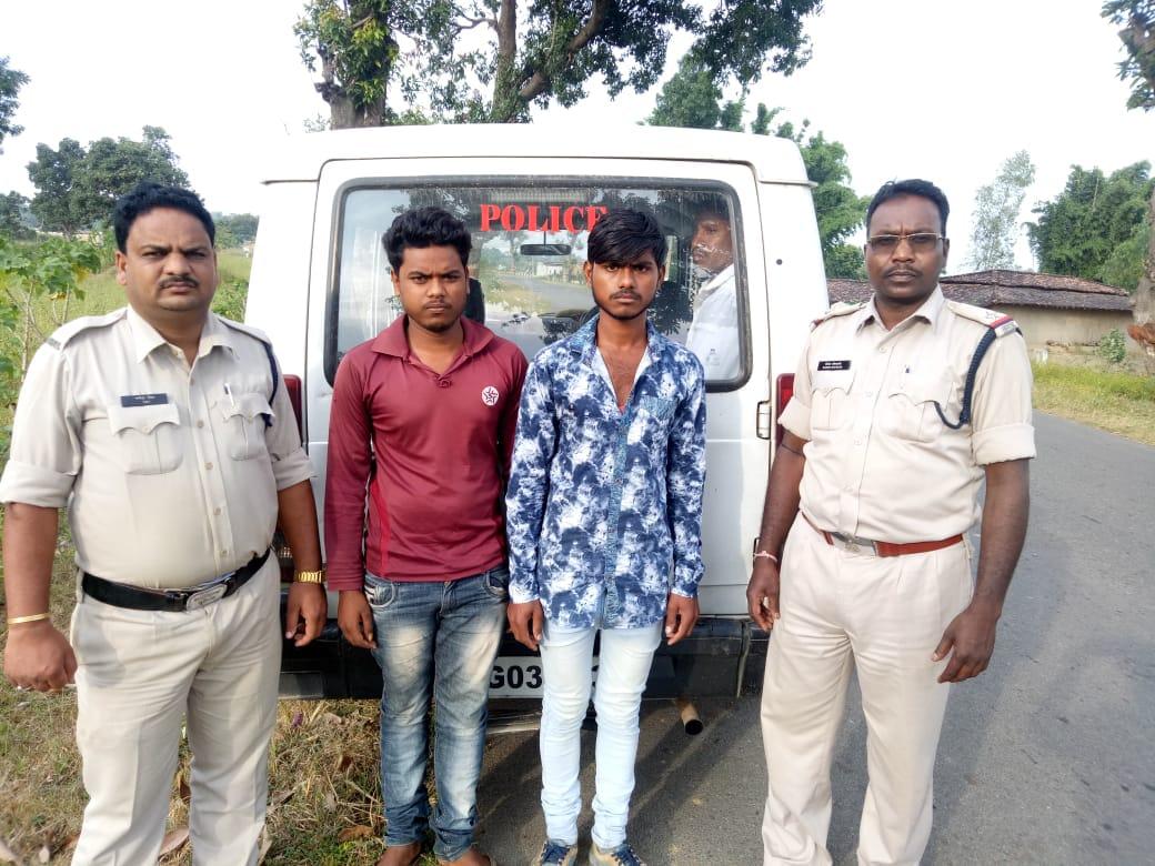 Surajpur Police : अभियान चलाकर पुलिस ने 12 स्थाई वारंटी और 25 गैर जमानती वारंटियों को पकड़ा