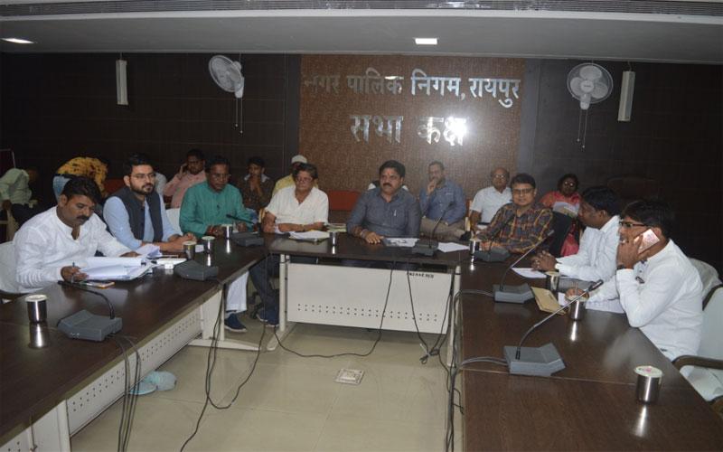 निगम मुख्यालय अब महात्मा गांधी सदन के नाम से जाना जाएगा, एमआईसी में स्वीकृत