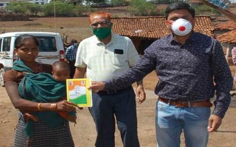 530 बैगा आदिवासी परिवारों को मिले नए राशन कार्ड