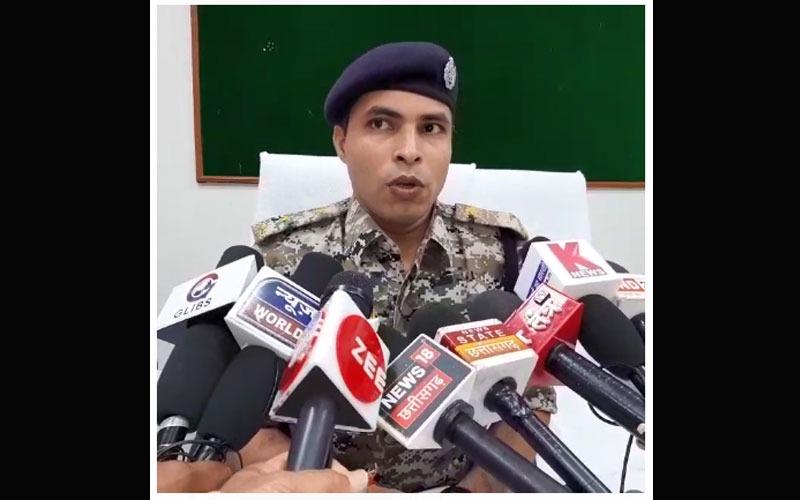झीरम घाटी कांड में महेंद्र कर्मा के पीएसओ से नक्सलियों ने लूटी थी एके 47, मानपुर में हुई बरामद